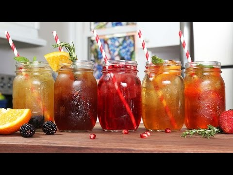 Video 5 Refreshing Iced Tea Recipes