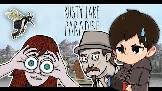 與神探Sonic解除十大瘟疫! | Rusty Lake: Paradise #12