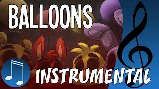 Instrumental 'BALLOONS' by MandoPony | Five Nights at Freddy's