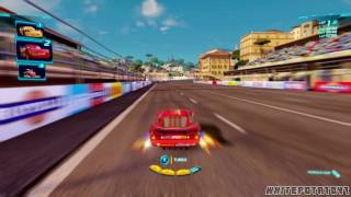 Cars 2: The Video Game | Request | Lightning McQueen - Casino Tour!