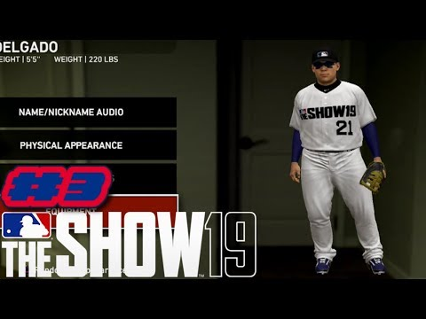 MLB The Show 19 PS4 Road to the Show Ep.3 (NOT THE BEST SERIES)