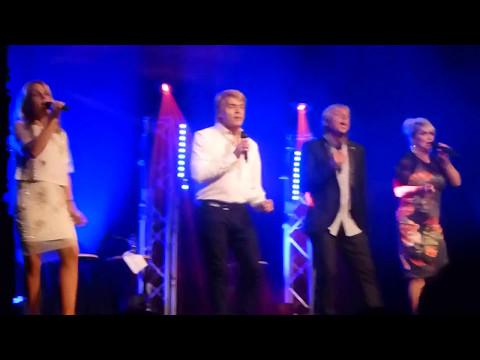 Formerly of Bucks Fizz - Fizzy Wizzy Medley at Leeds City Varieties 5 September 2015