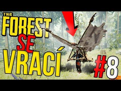 MÁME ROGALO! | Forest se vrací #8 w/ GEJMR
