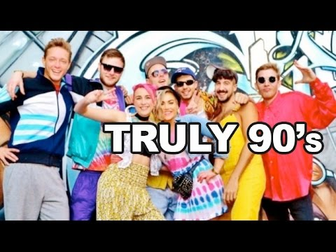 Truly 90s - 90s Band Video