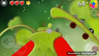 Прохождение игры гусеница боб