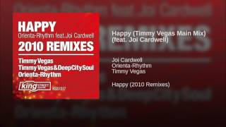 Happy (Timmy Vegas Main Mix) (feat. Joi Cardwell)