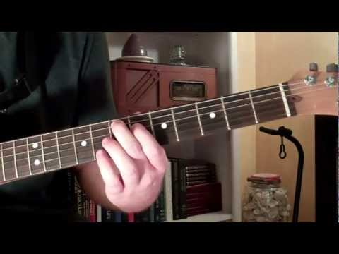 How to Play The Jimi Hendrix Chord on Guitar E7 Sharp 9