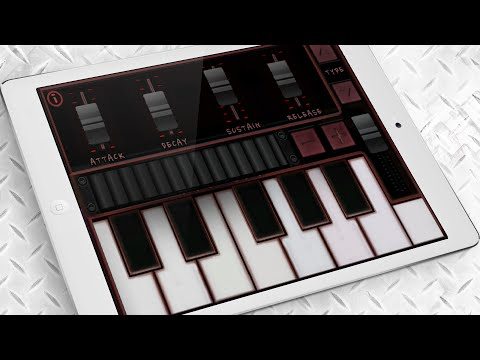 Video of EDKeyz - Dance Music Synth