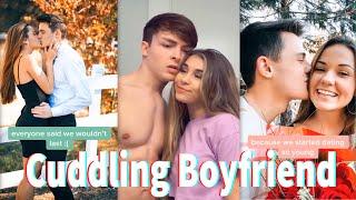 Cuddling Boyfriend TikTok Part 3 August