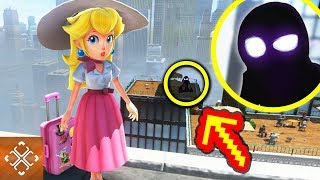 Creepy Mario Fan Theories That Change EVERYTHING