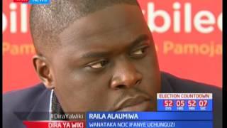 Dira ya Wiki - 16th June 2017 - Raphael Tuju asema Raila achukuliwe hatua