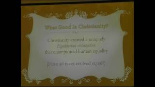 Vishal Mangalwadi on WHAT GOOD IS CHRISTIANITY?(Family Voice#1). Part 2