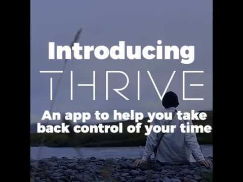THRIVE wideo