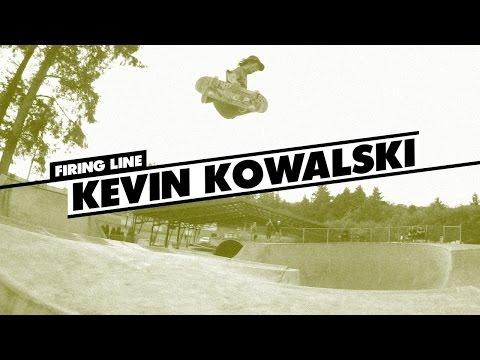 Firing Line: Kevin Kowalski