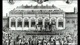 Charles I of England - Execution