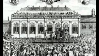 Charles I of England - Execution