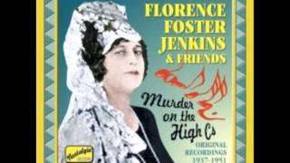 Florence Foster Jenkins  Valse Caressante / Biassy