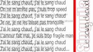 LE CHAUD SANG SINGUILA TÉLÉCHARGER