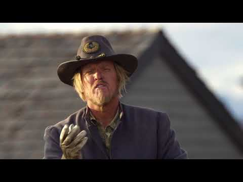 Dead Again in Tombstone (Featurette 'Riding a Bison')