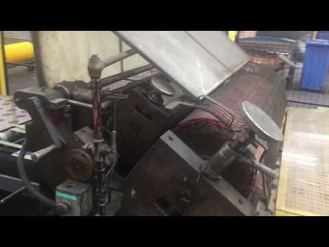 Video - Crabtree Marquess 4036 tandem presses