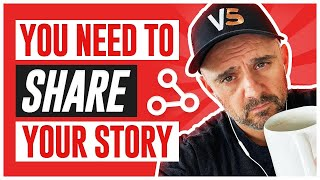 When You Start to Talk About Your Insecurities They Disappear | Tea With GaryVee