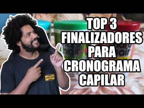 TOP 3 FINALIZADORES DA NATUHAIR PARA CABELO CRESPO E CACHEADO