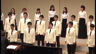 3.A spotless Rose - 「On Christmas Night」より - 日本大学合唱団