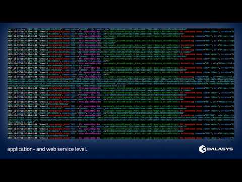 Balasys  - Cloud encryption with PNS
