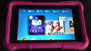 """Professional review of: Kindle Fire Kids Edition – Fire HD 6"""""""