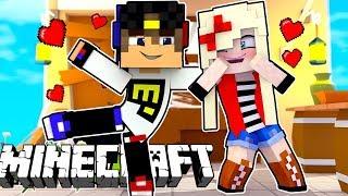 Майнкрафт Выживание Новый Друг Девушка Майнкрафт ПЕ Minecraft PE #для детей #мультик игра и Дети