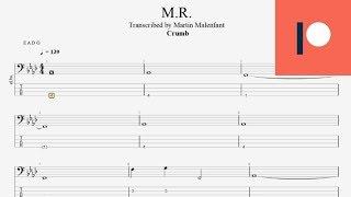 Crumb   M.R. (bass Tab)