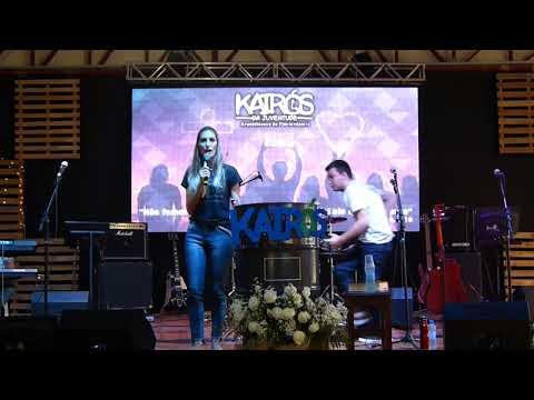 Kairós da Juventude 2017 | 1ª Pregação: Cidiane Menegat