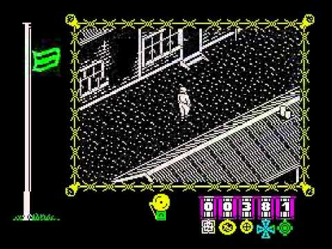 The Great Escape Walkthrough, ZX Spectrum