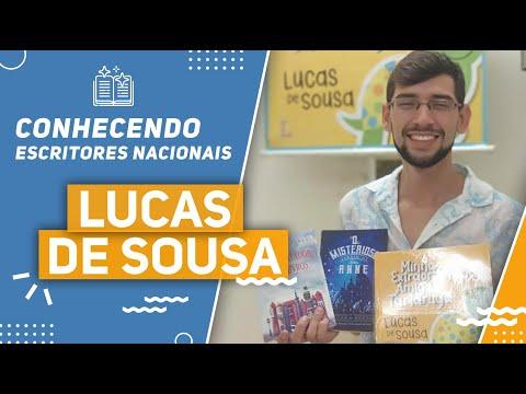 "Conhecendo Escritores Nacionais: Lucas de Sousa e a arte de eternizar ""o brincar"""