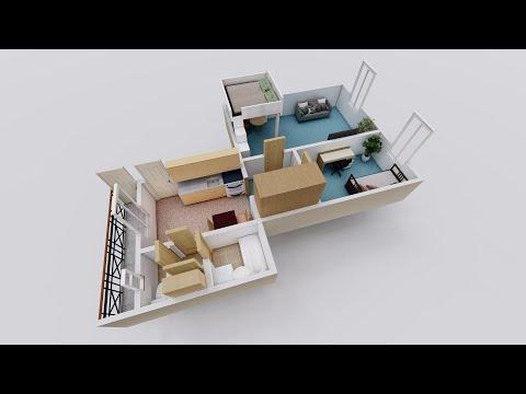 Video z << Prodej bytu 2+1, 55 m2, Brno >>