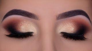 Smokey Glamorous Eye Makeup   Bridal Makeup Inspiration