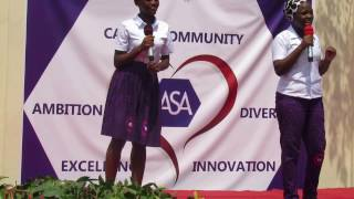 Africans solving African problems-OFFICIAL LAUNCH AFRICAN SCIENCE ACADEMY (ASA) -Ghana-3rd February