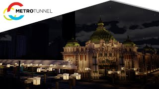 Mini Melbourne in Minecraft