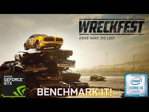GTX 1060 3GB getting 30-40 FPS on Ultra? :: Wreckfest General