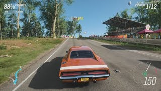 Forza Horizon 4 Demo - Dodge Charger R/T Gameplay