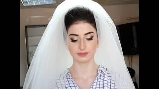 Макияж для красоточки невесты)