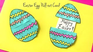 Easter Egg Card Making | Easter Eggs Craft Ideas | Easy Easter Cards For Kids