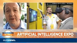 Startups and investors meet in Africa event dedicated to AI economy