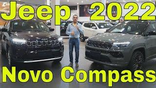 Você já conhece o Novo Jeep Compass 2022?