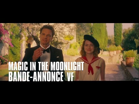 Magic in the Moonlight de Woody Allen - Bande-Annonce VF