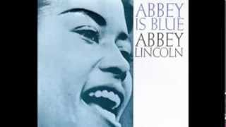 "Abbey Lincoln ""Afro Blue """