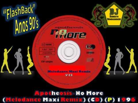 Apotheosis - No More (Melodance Maxi Remix) (CD) (P) 1996