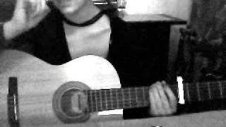 Leona Lewis, Bleeding Love, Tutorial, Gitarre, Guitar, How To Play