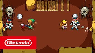 Cadence of Hyrule – Bande-annonce - Avis de la presse (Nintendo Switch)