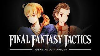 The History of Final Fantasy Tactics